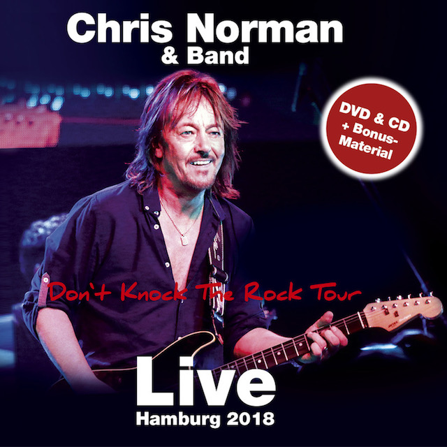 Chris Norman Don't Knock The Rock Tour Live